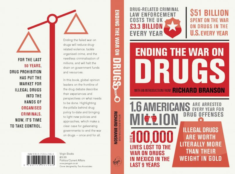 Ending the War on Drugs book cover