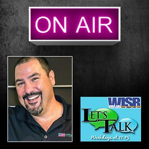 WISR Let's Talk Interview With Dr. Doner