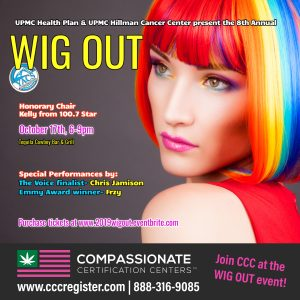 8th Annual WIG OUT Event