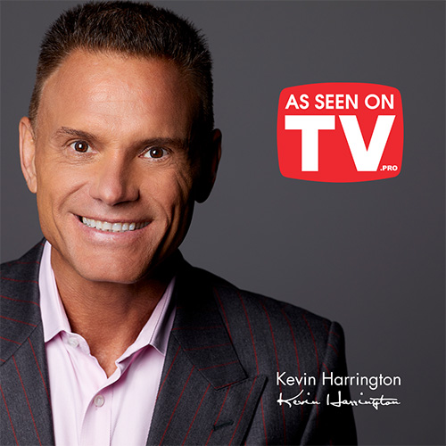 As Seen On TV Commercial by Kevin Harrington